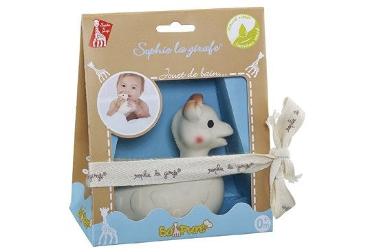 Sophie The Giraffe Natural Bath Toy