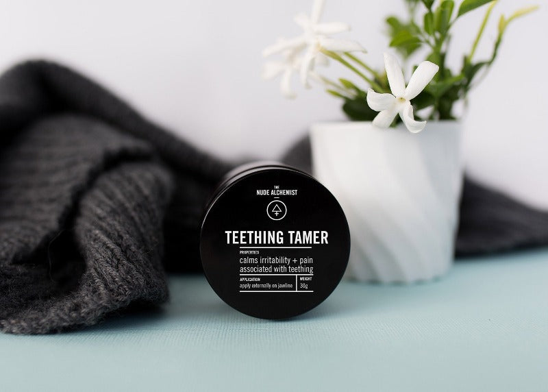 Teething Tamer -  teething balm to assist with teething