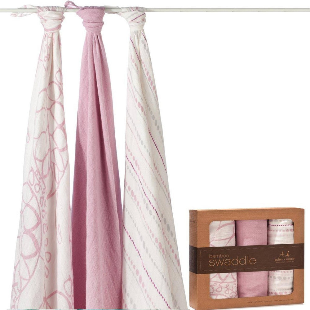 Tranquility Bamboo Swaddles (3pack)