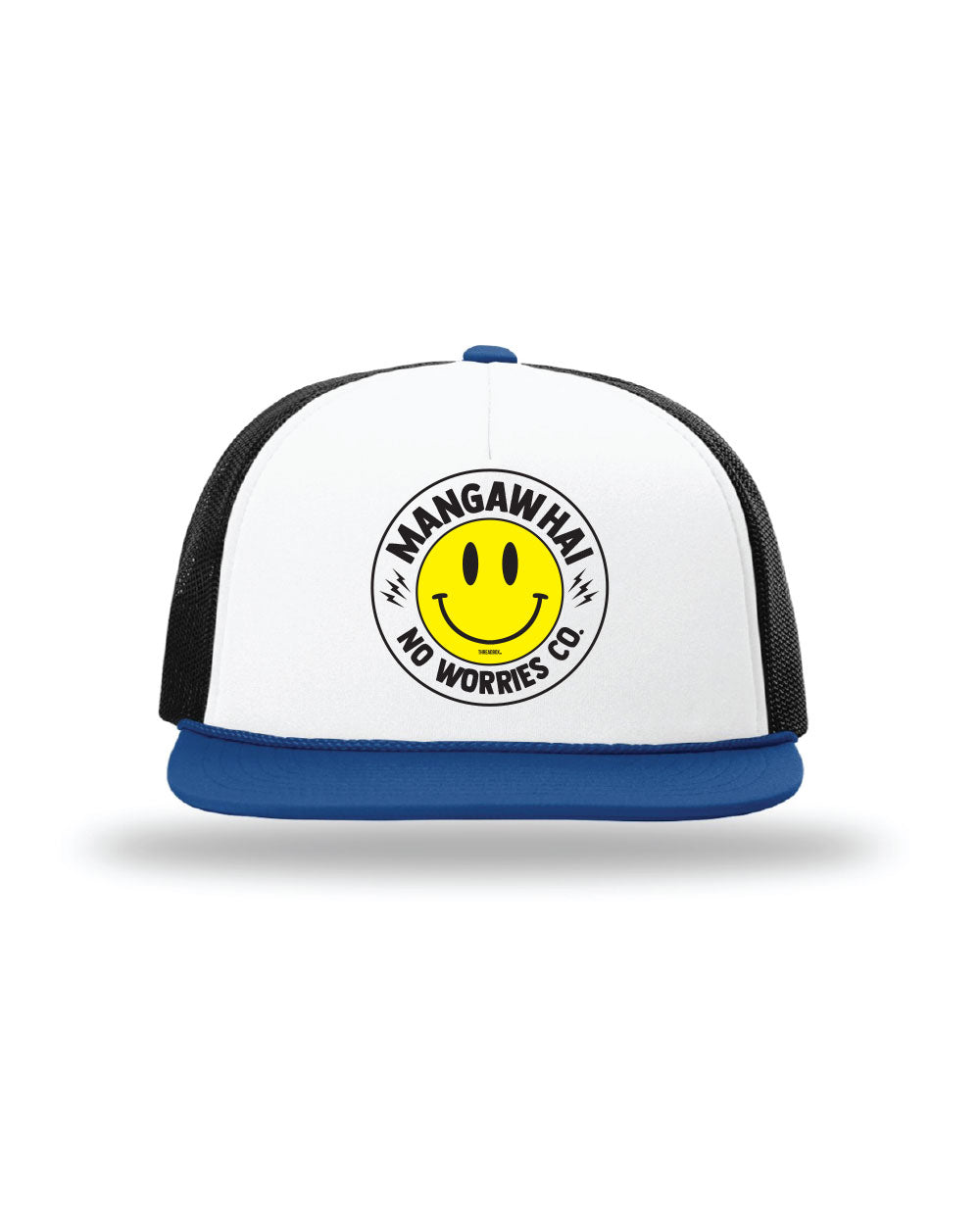 No Worries Foamie Trucker Hat - Threadbox