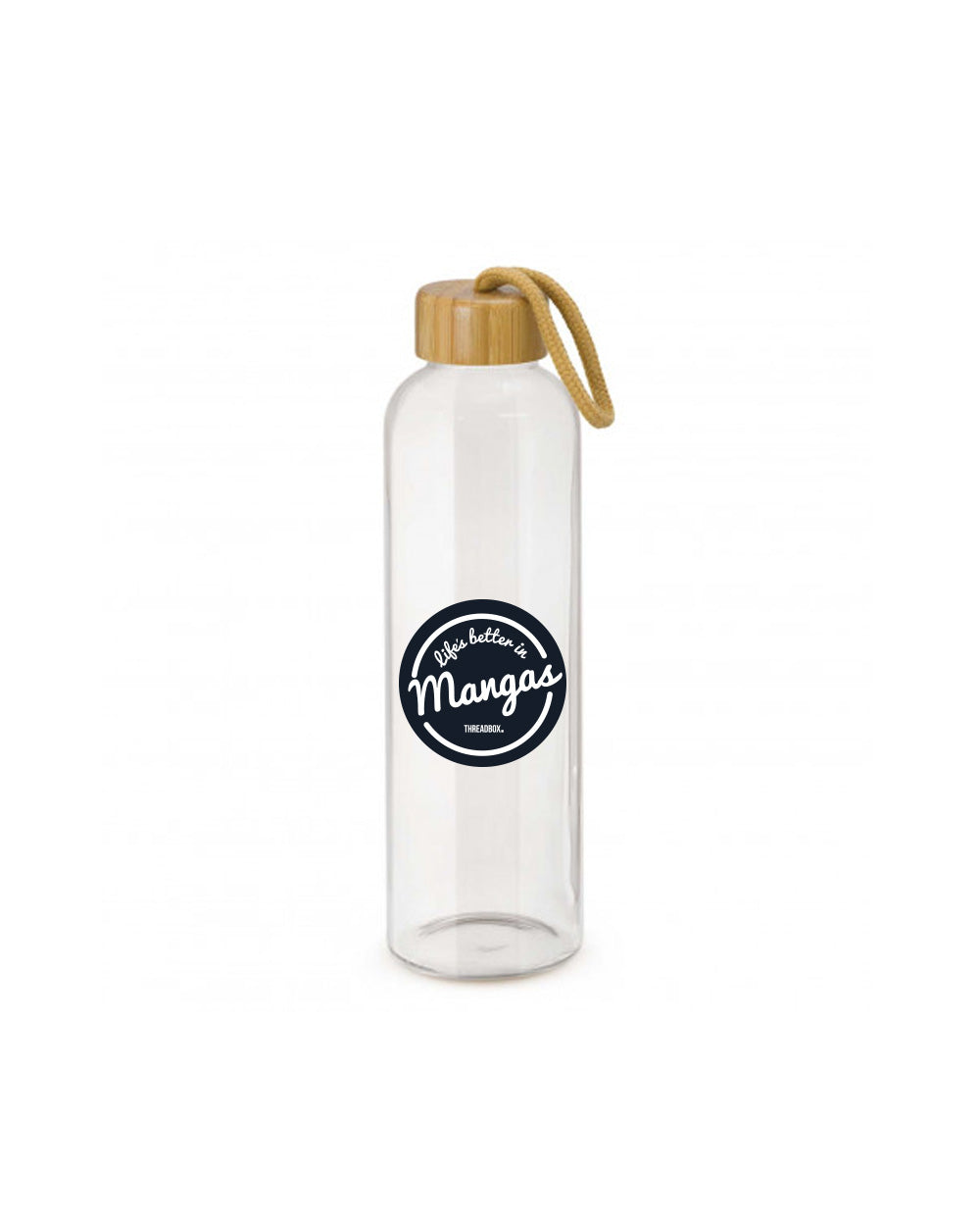 Life's Better Eco Drink Bottle - Threadbox