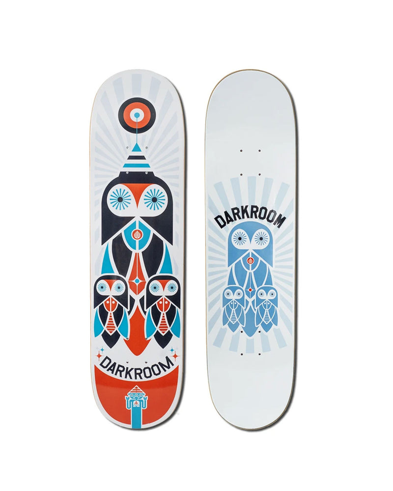 Darkroom Tri-bis Skateboard Deck - Threadbox