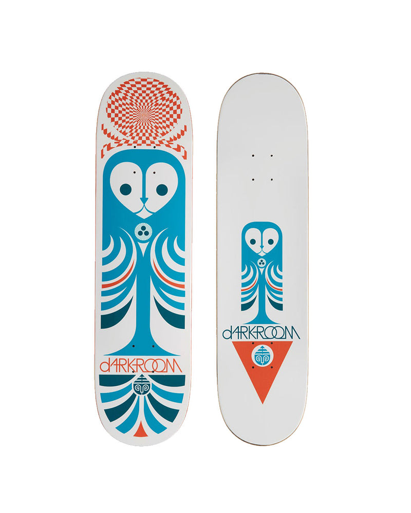Darkroom Crowbot Skateboard Deck - Threadbox