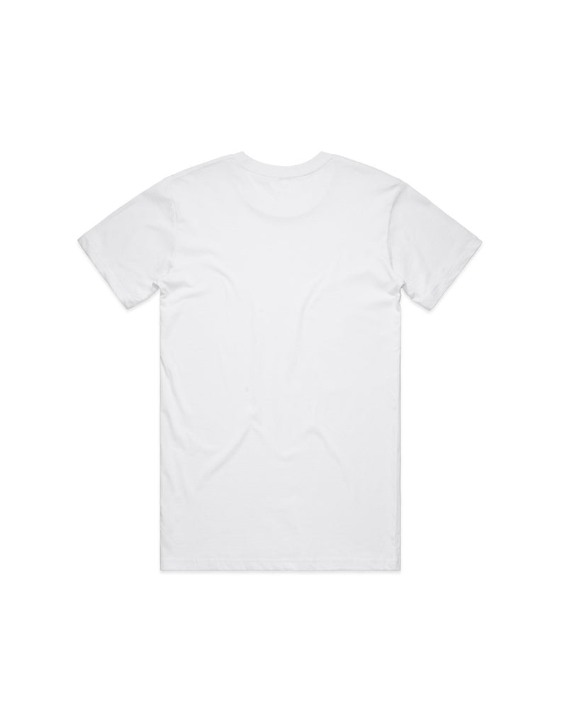 Finshui Shuuui White Tee - Threadbox