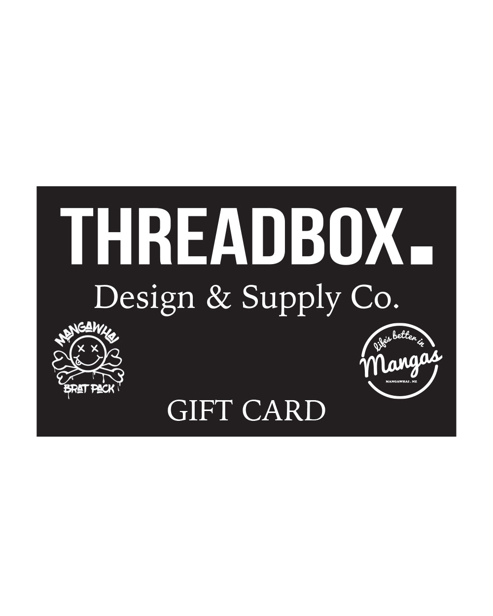 Gift Card - Threadbox