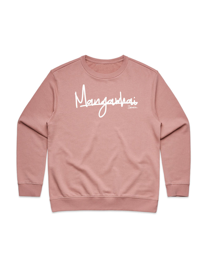 Ladies Signature Rose Crew - Threadbox