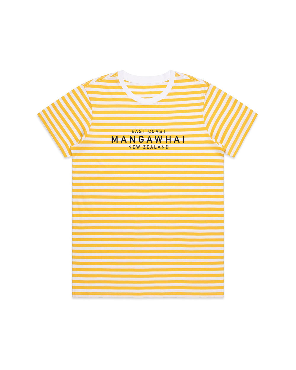 Ladies East Coast Stripe Tee - Threadbox
