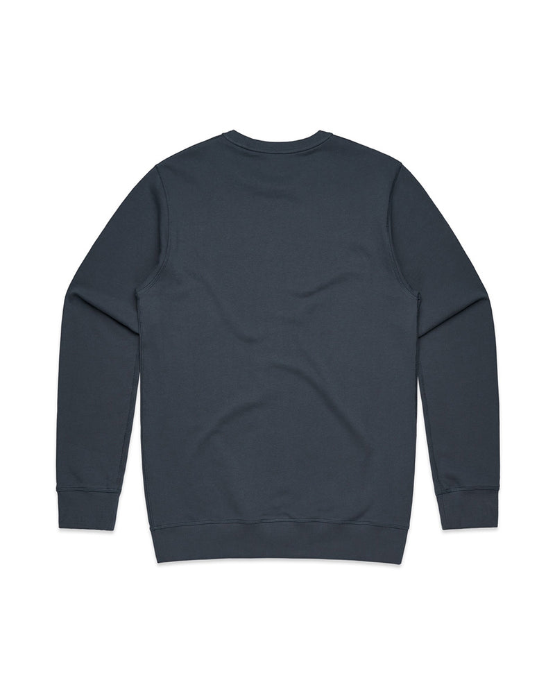 Mens Petrol Signature Crew - Threadbox