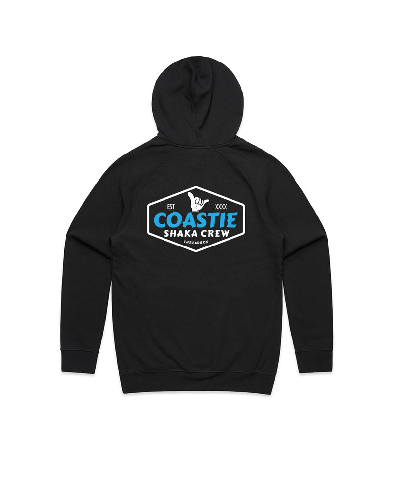 Kids Coastie Shaka Hoody - Threadbox