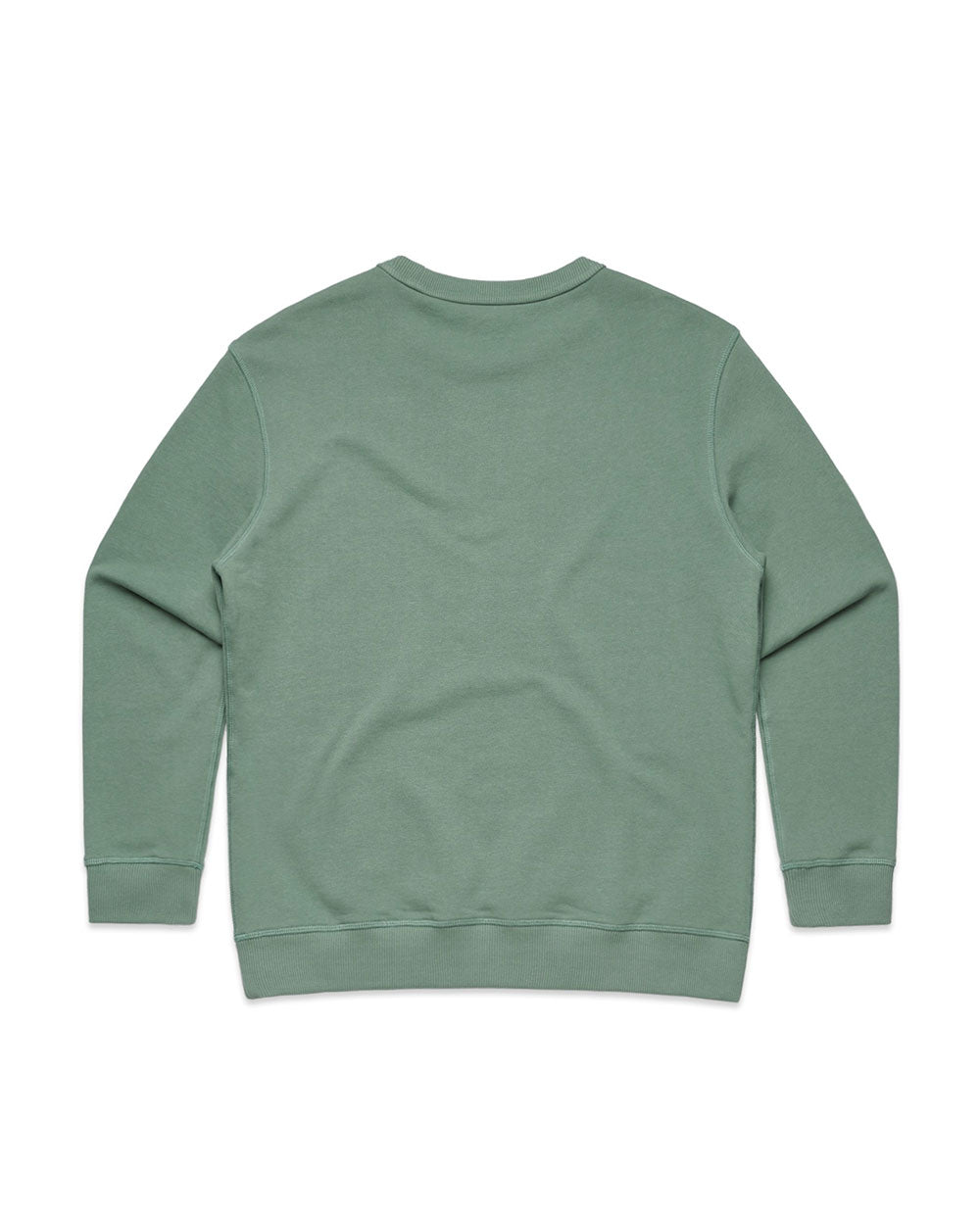 Ladies Signature Sage Crew - Threadbox