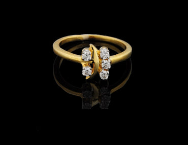 Diamond Ring 18 Karat
