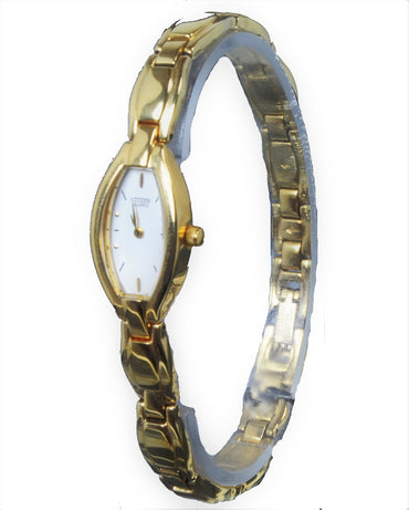 Citizen EH9872-58A Ladies Watch White Dial Dress Watch