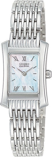 Citizen Women's Watch Stainless Steel Eco-Drive EW8500-51D
