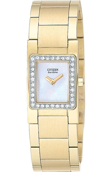Citizen SY2032-59D Ladies Watch Silhouette Eco Drive