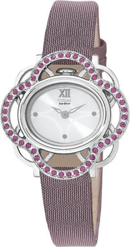 Citizen Eco Drive Lobela Flower Ladies Watch EW8971-03A