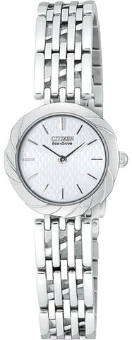Citizen Women's Watch Eco-Drive Stainless Steel EW8620-59A