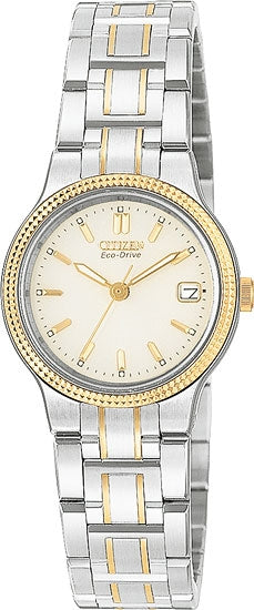 Citizen Women's Watch Cortina Two Tone EW0474-52P