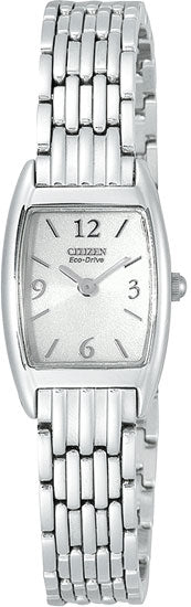Citizen Women's Watch Silhouette White Dial Eco-Drive  EW8630-55A