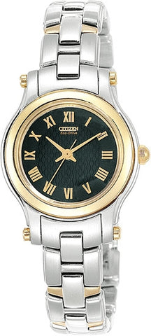 Citizen Women's Watch Two Tone Sport Eco-Drive EP5524-52E