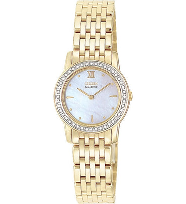 Citizen Ladies Watch Stainless Steel EG3002-59D