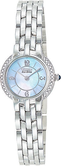 Citizen Women's Watch Stainless Steel Diamonds EW8470-50N