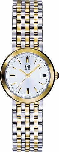 ESQ Women's Watch Telos Two Tone 07100895