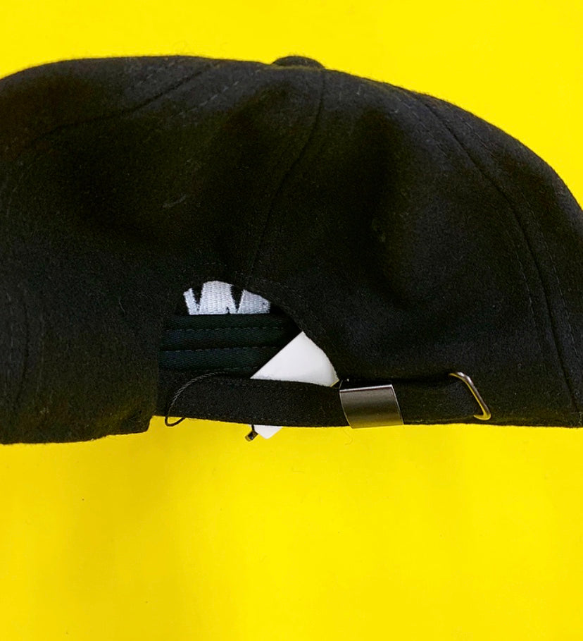 WHOLE Adjustable Wool Cap