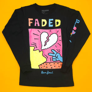 Faded Long Sleeve