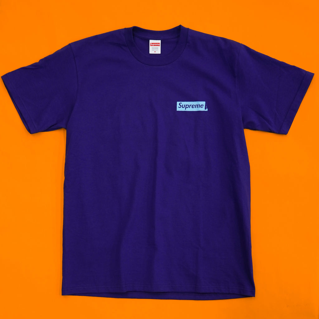 "Supreme ""No More Shit"" Tee"