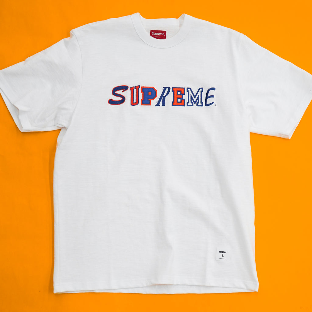 Supreme Collage Logo Top