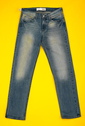 Light Wash Denim ( Slim Fit )
