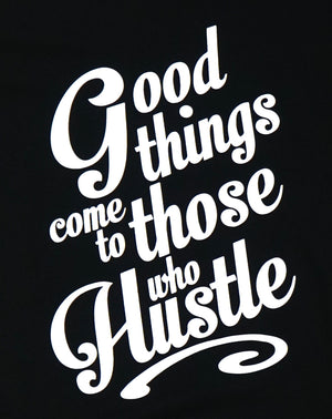 Good Hustle Tee (Black)