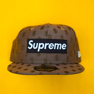 Supreme Money Monogram Bogo New Era