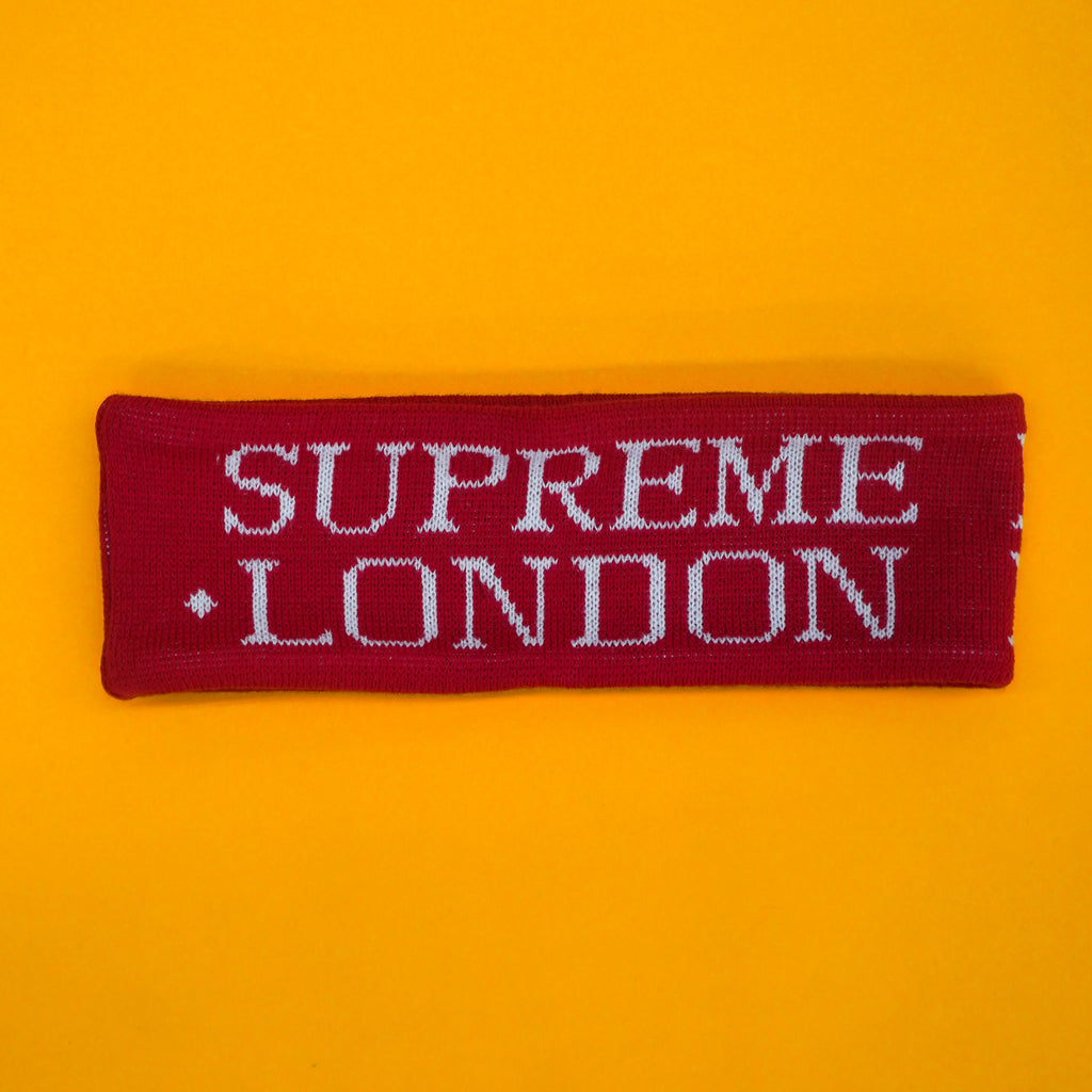 Supreme International HeadBand