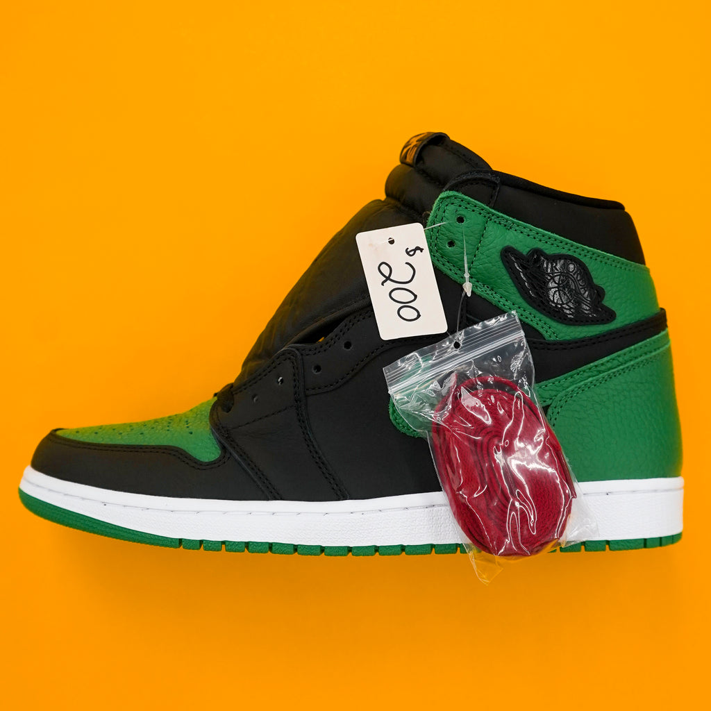 "Air Jordan Retro 1 "" Pine Green"""