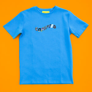 Analog Future Deux Tee ( Toy Blue)
