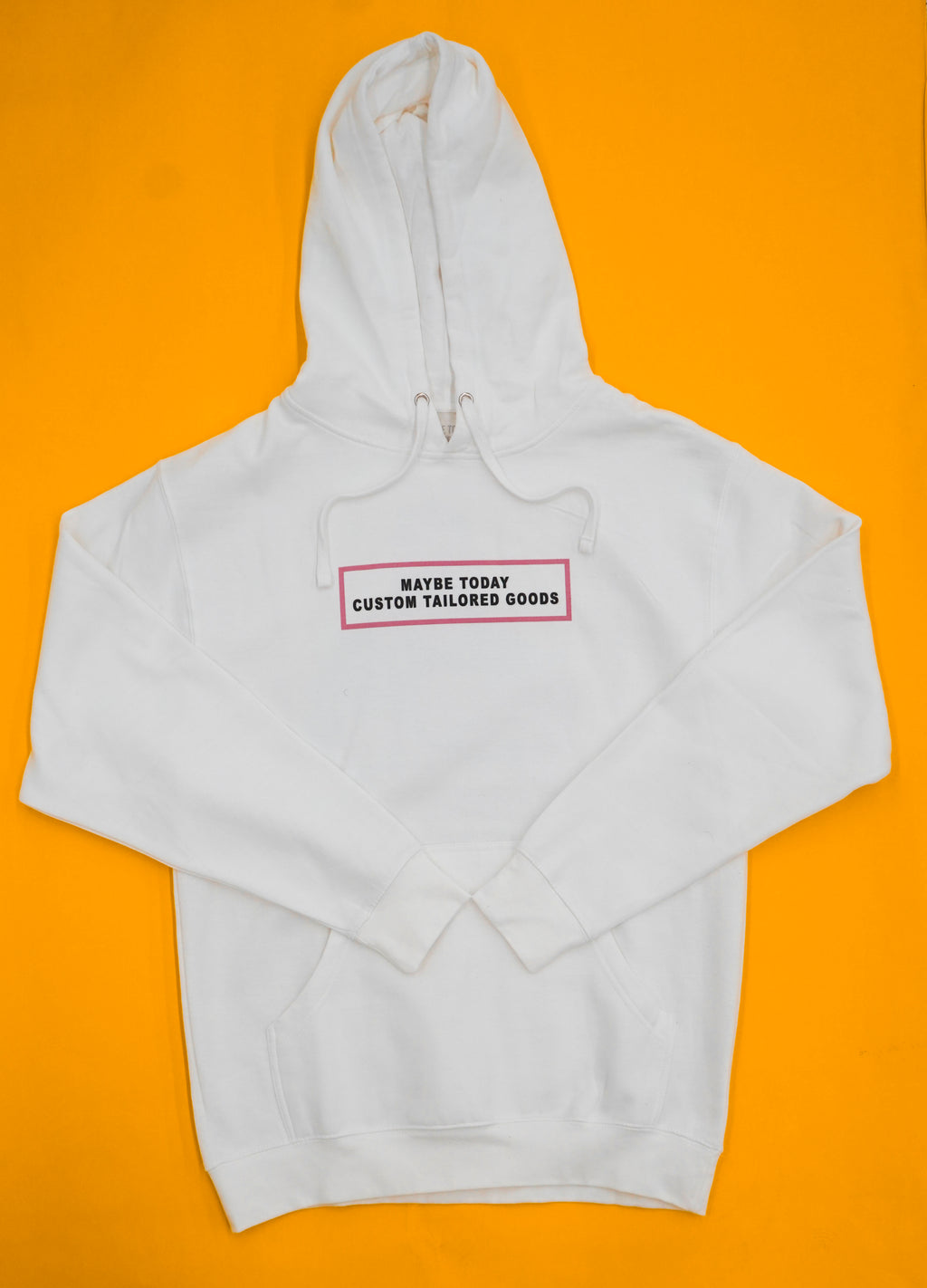 Custom Tailored Goods Hoodie