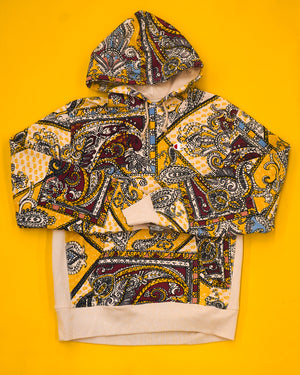 Champion x UO Paisley Pullover