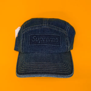 "Supreme ""Embossed Denim 5 Panel """