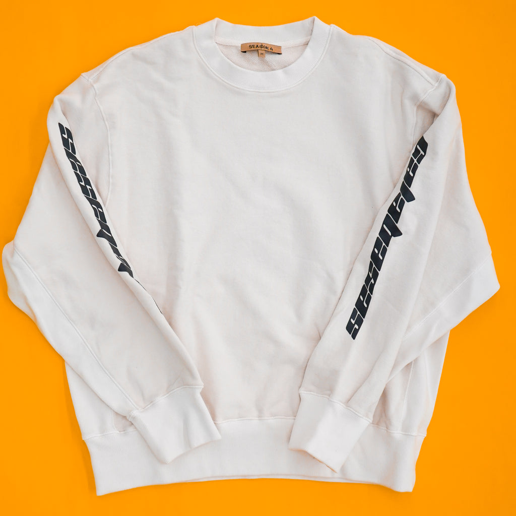 "Kanye West "" Yeezy Season 5"" Calabasas Crew Neck"
