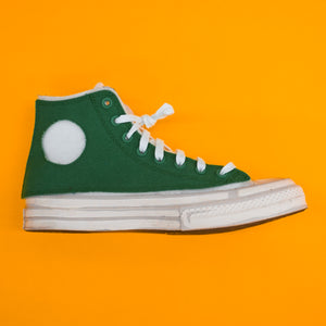 "Converse All star Chucks "" Joshua Vides"
