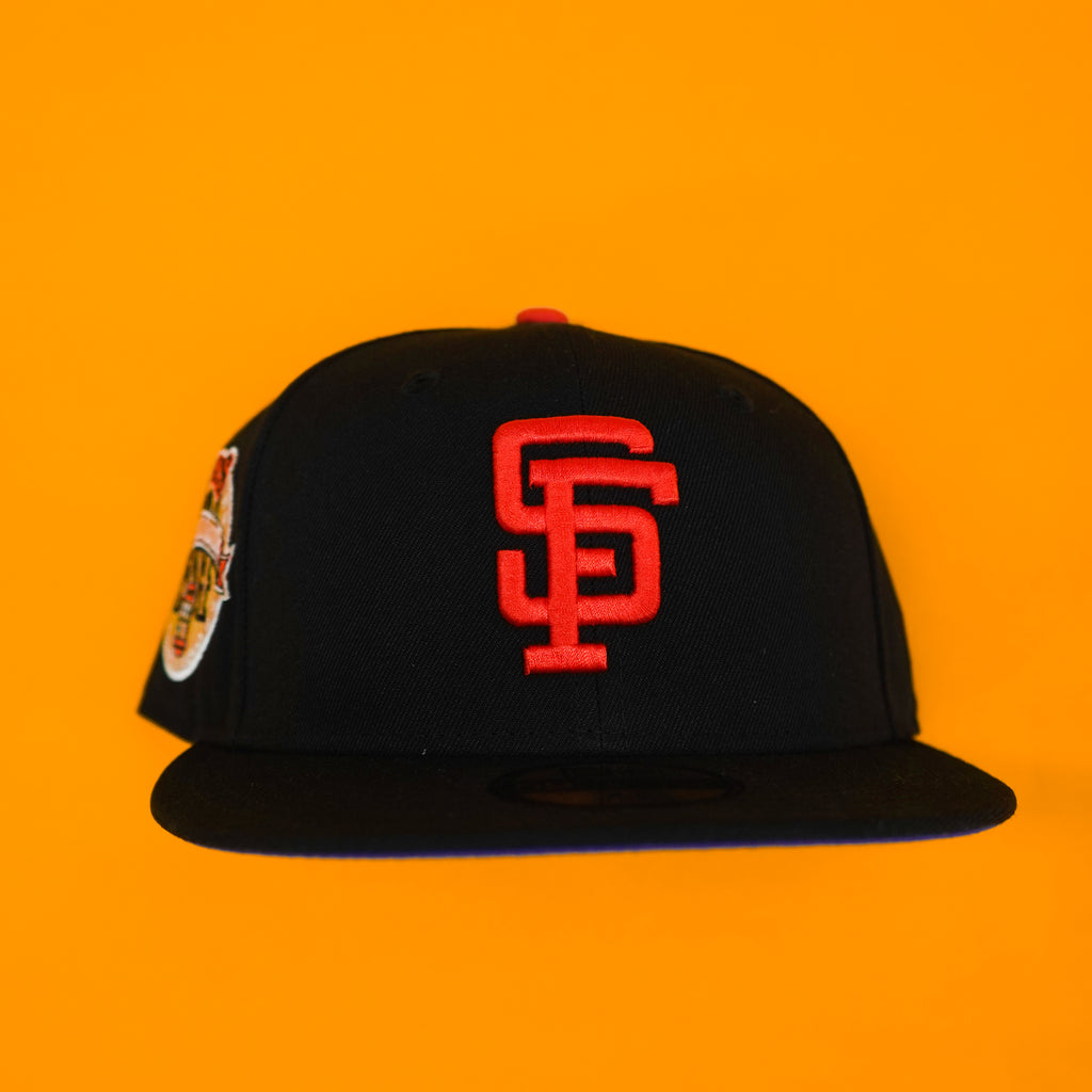 "New Era San Francisco Giants All Star Game Patch ""Purple"" UV"