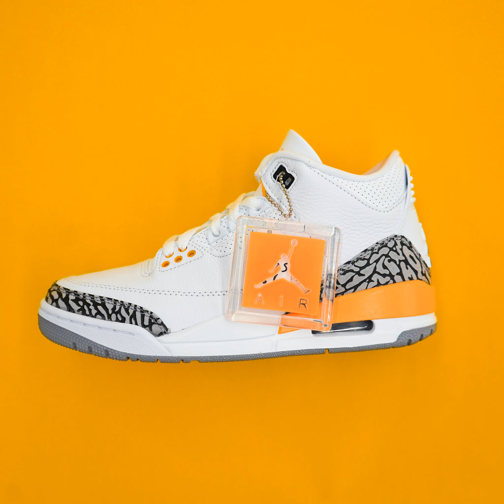 "Air Jordan Retro 3 "" Laser Orange"""