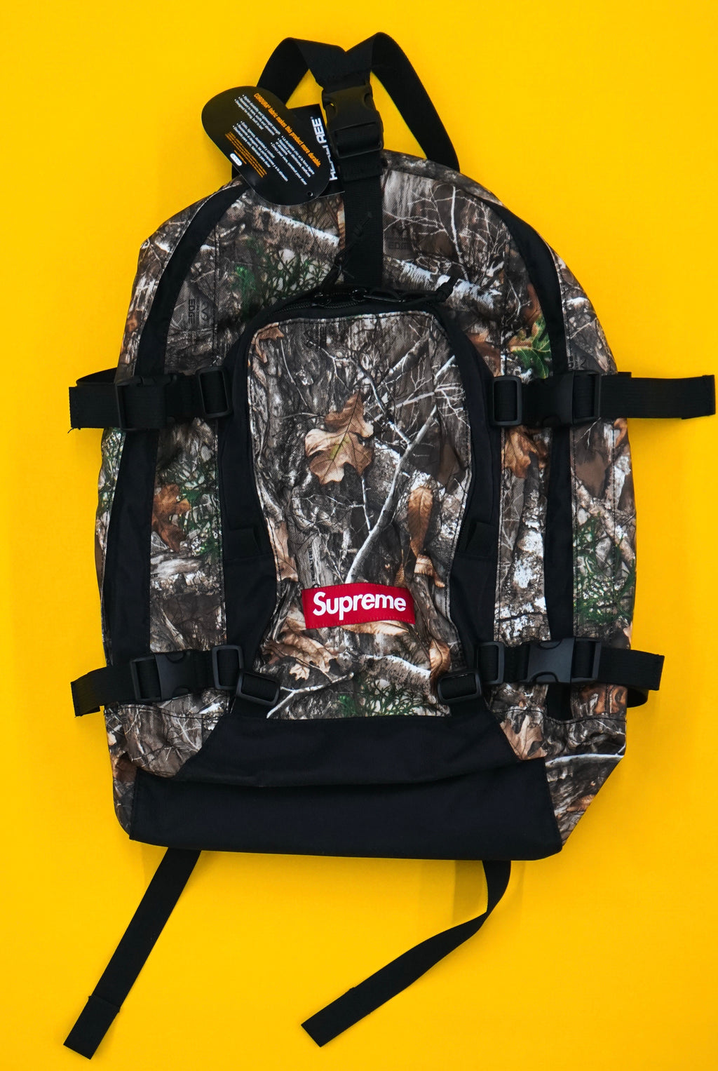 Supreme x Real Tree Camo Back Pack