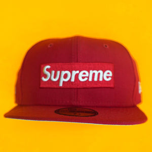 Supreme New Era 1M Fitted Hat