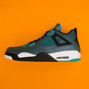 "Air Jordan Retro 4 "" TEAL"""