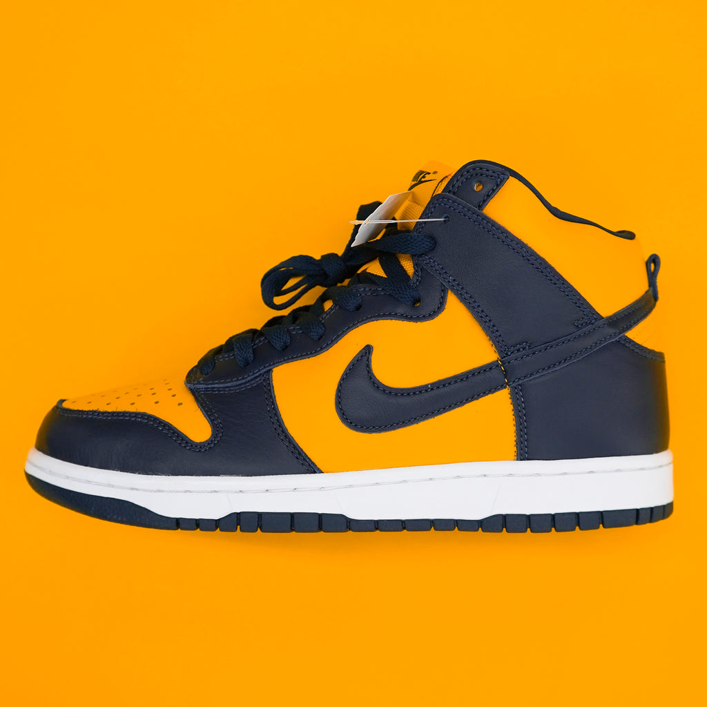 Nike Michigan Dunk High SP
