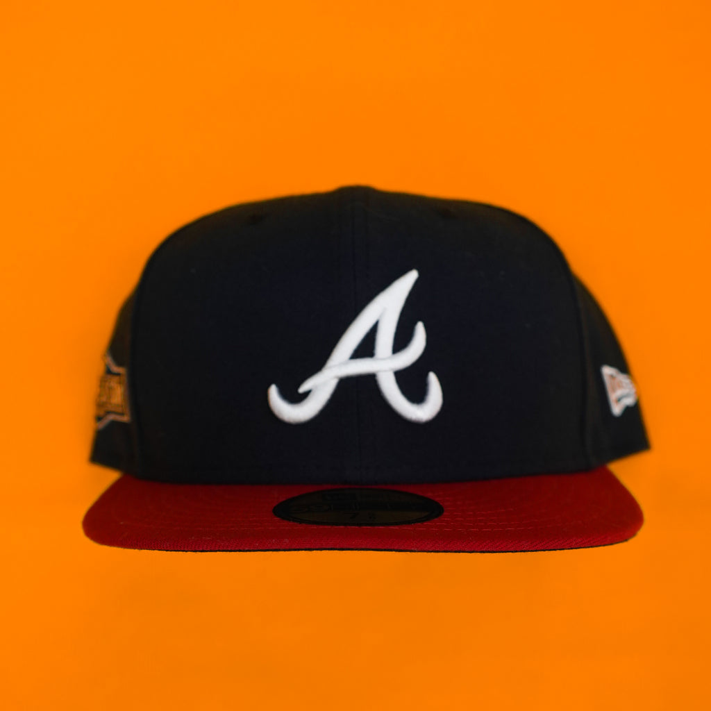 New Era Atlanta Braves Post Season Patch
