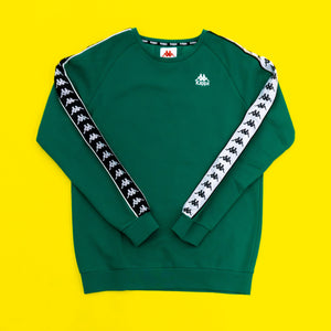 Kappa Long Sleeve Crewneck