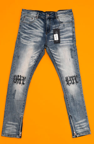 Love Hate Skinny Denim